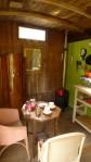 The living quarters