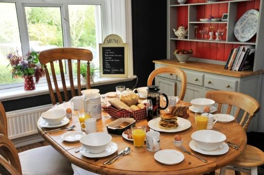 Danyfan breakfast
